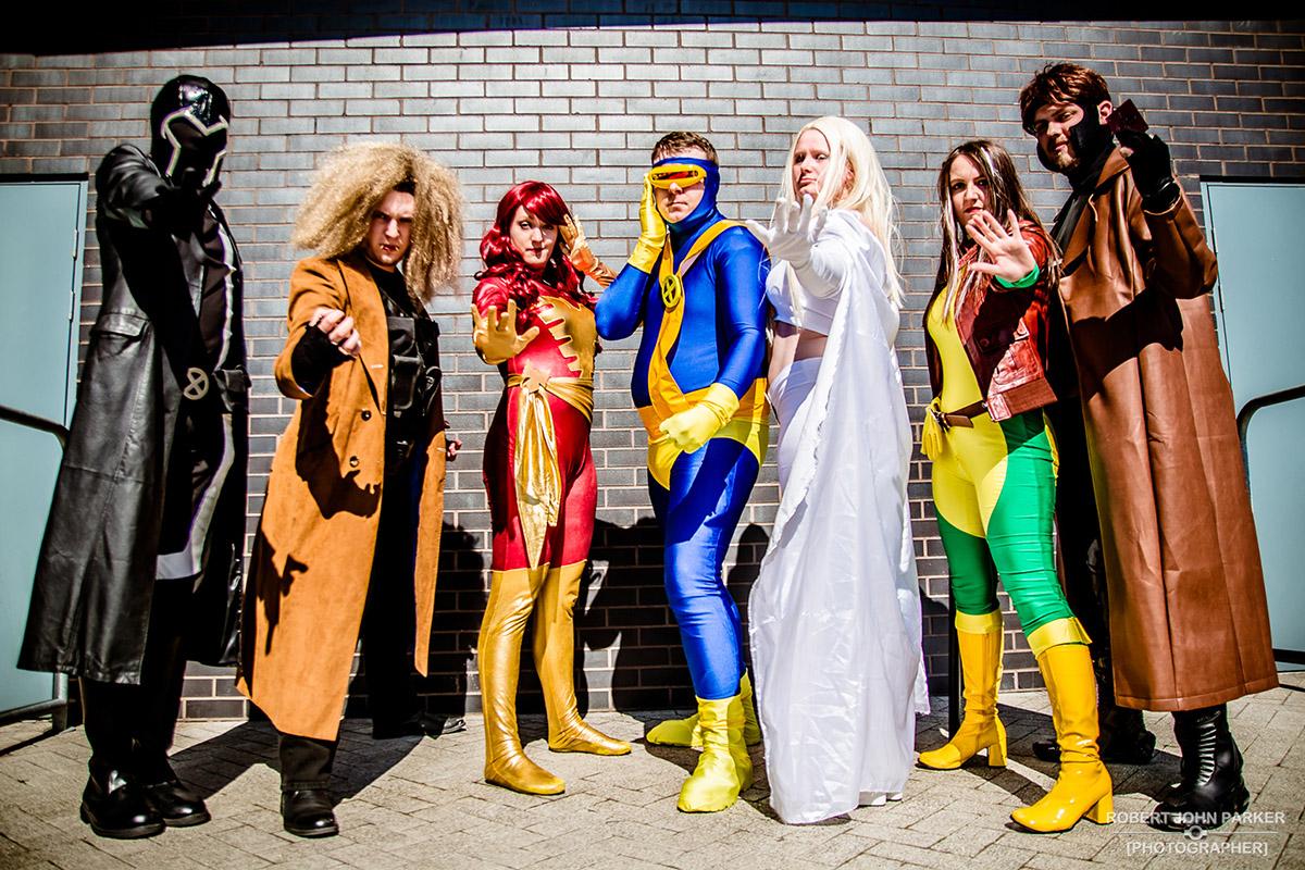 cosplay Birmingham
