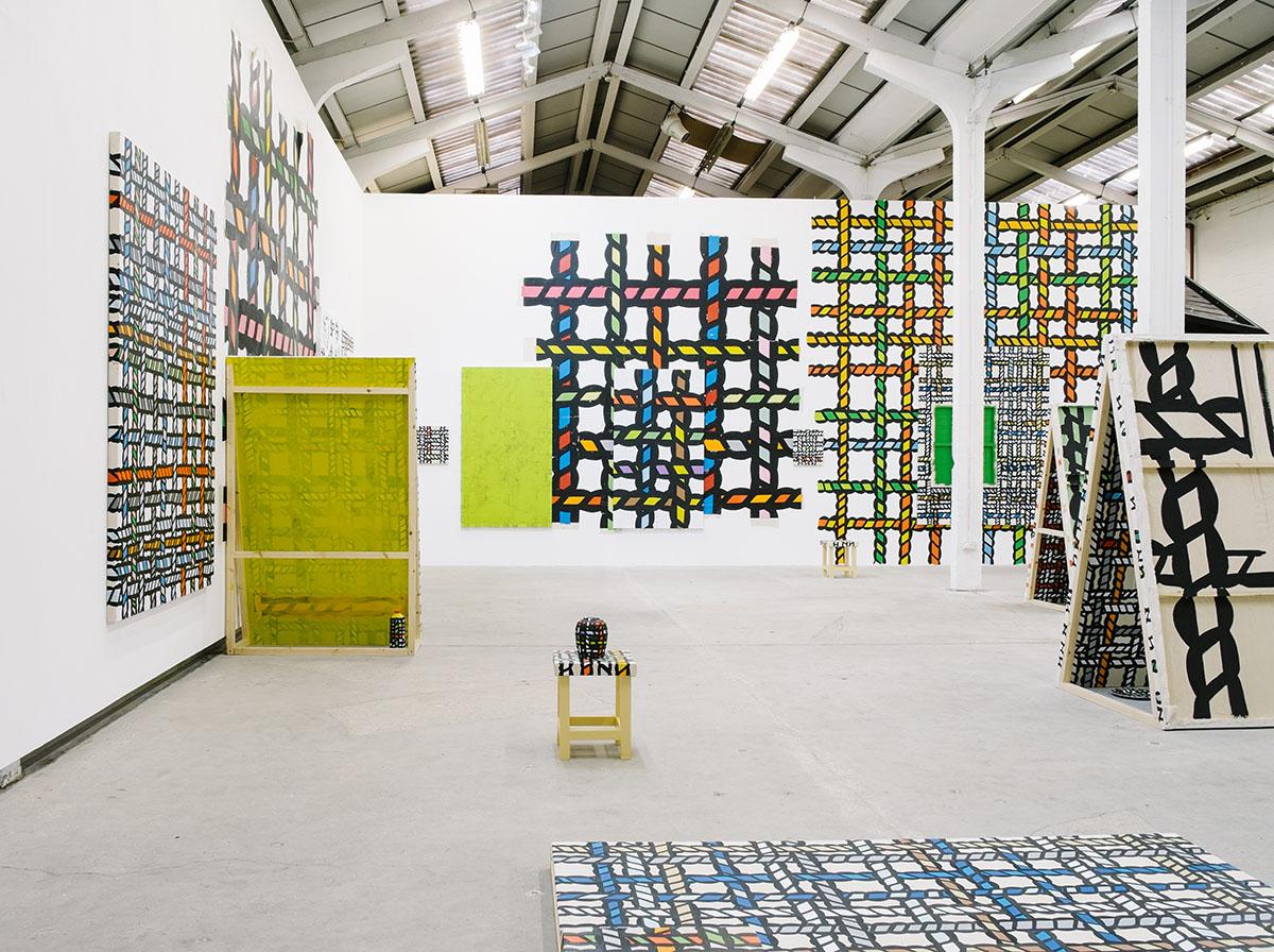 Richard Woods: Duck Weave