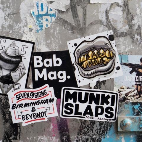 Issue One Sticker Pack