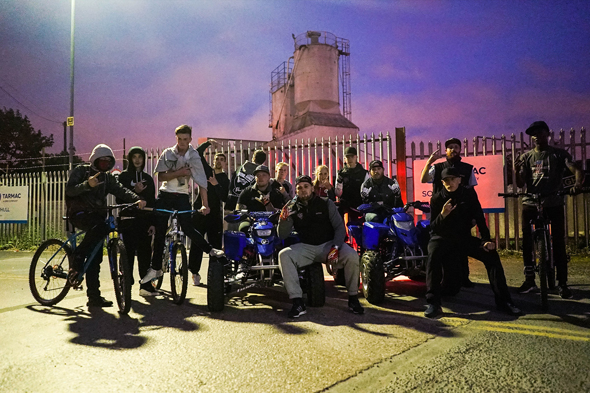 67fb0518956 Bikes Up Knives Down: Birmingham Bikelife • BABMAG
