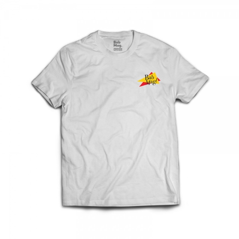Provide Different Styles Tee White