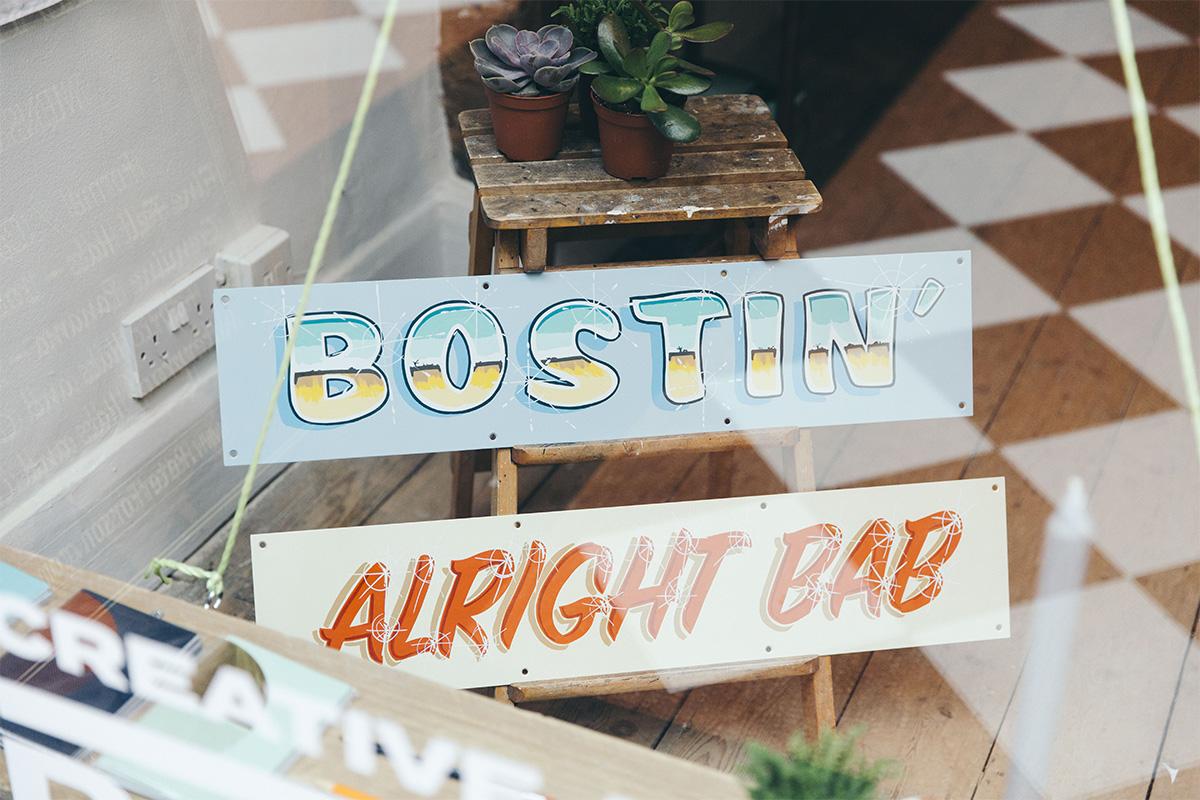 Alright BAB - Bostin