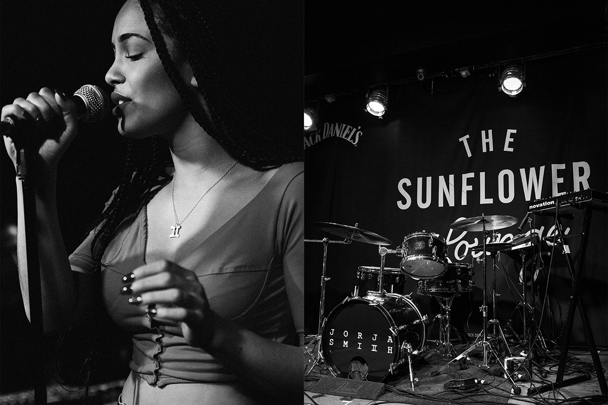 Jorja Smith at The Sunflower Lounge