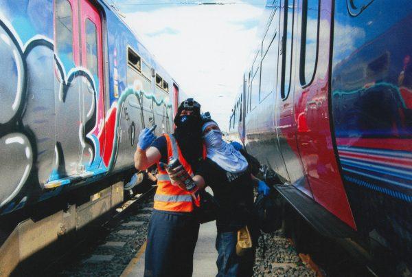 babmag - trains