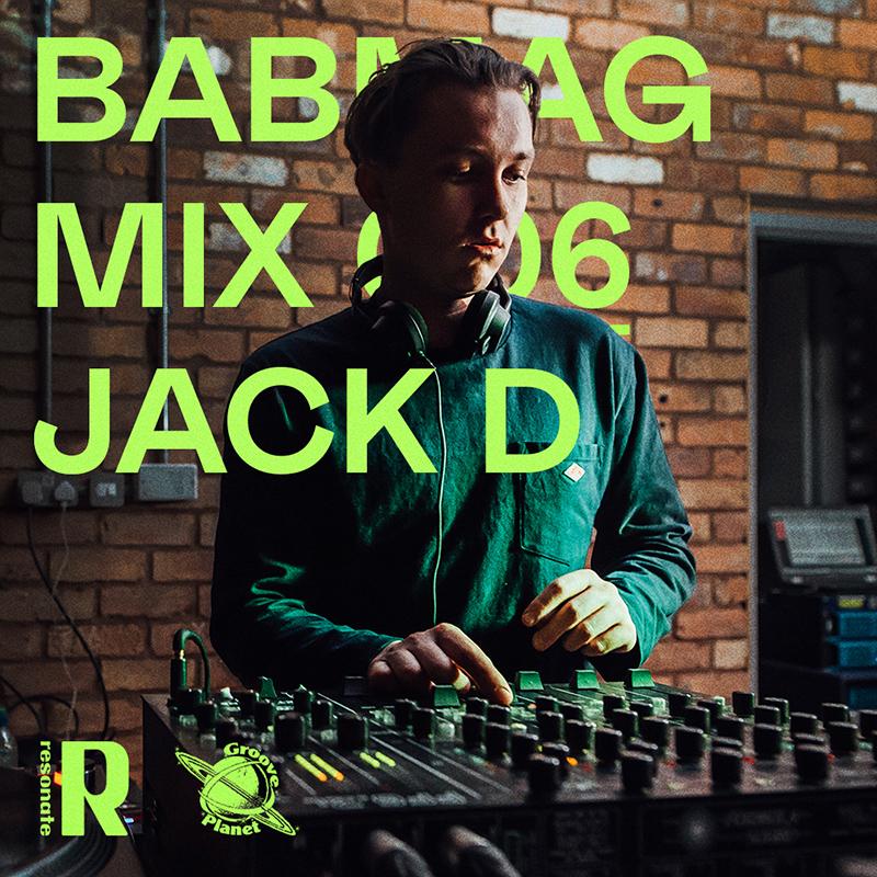 BABMAG MIX 006 Jack D